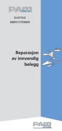 Reparasjon av innvendig belegg